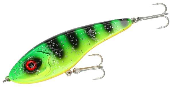 Mikado Wobbler Fishunter Plate - 14.5cm/S43 - Langsam Sinkend