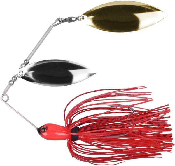 SPRO Ringed Spinnerbait 21g  Fire Claw