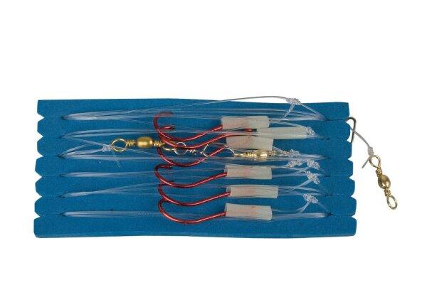 Aquantic Rotbarsch System ca.5,40m/0,80mm