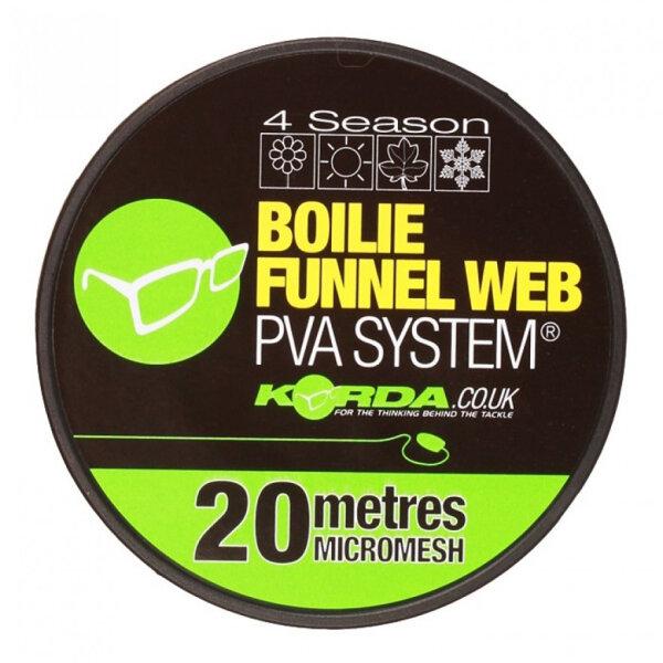 Boilie Funnel Web MICROMESH Refill MicroMesh 20m ferill