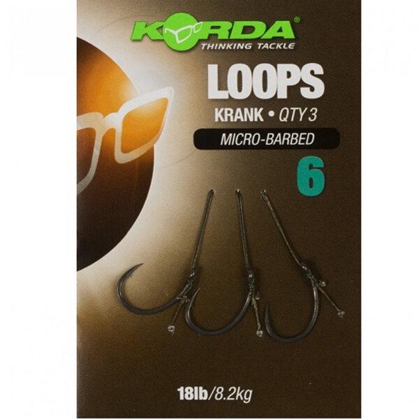 Korda Loop Rigs Gr. 4