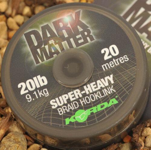 Dark Matter Braid  20lb