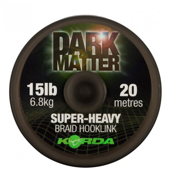 Dark Matter Braid  30lb