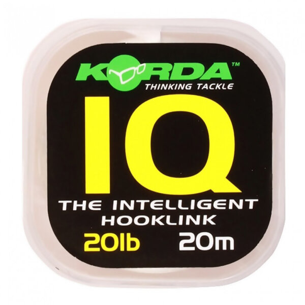 IQ – The Intelligent Hooklink  25lb - 20m