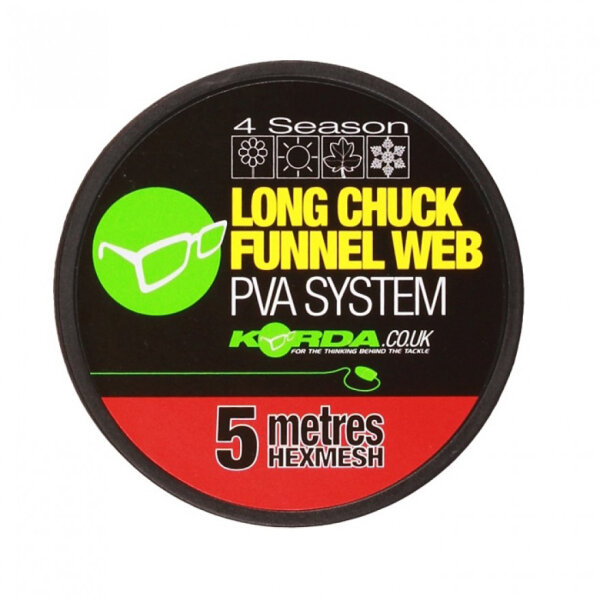Longchuck Funnel Web HEXMESH Refill Hexmesh 5m refill