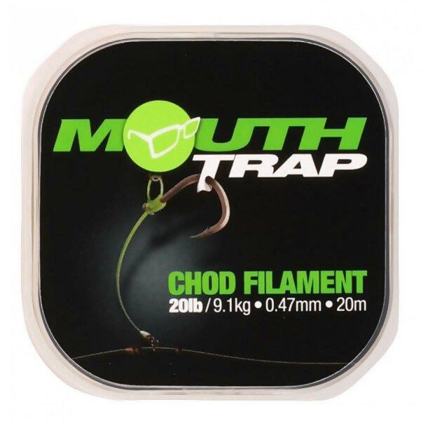 MouthTrap 15lb - 0,43mm - 20m