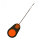 Splicing needle 7cm orange handle