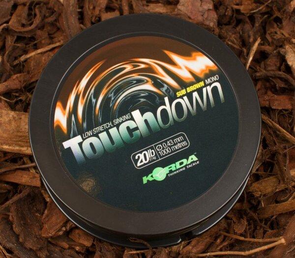 Touchdown  Brown 20lb / 0.43mm 1000m