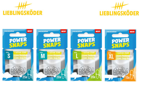 Power Snaps XL