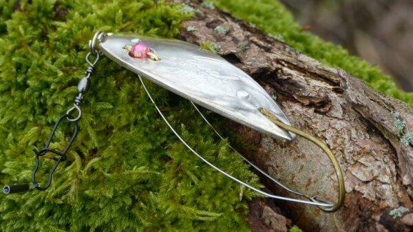 Blinker Erich  20 g  Silber