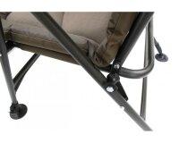 Zfish Deluxe GRN Chair Karpfenstuhl mit 150 kg Tragkraft