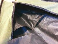 Rutenfutteral  für 2 Ruten verstärkt Double-N Stiff Rod Bag, 160cm