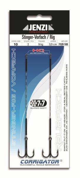 Stinger7x7 2St/SB Hak.10 3,5cm
