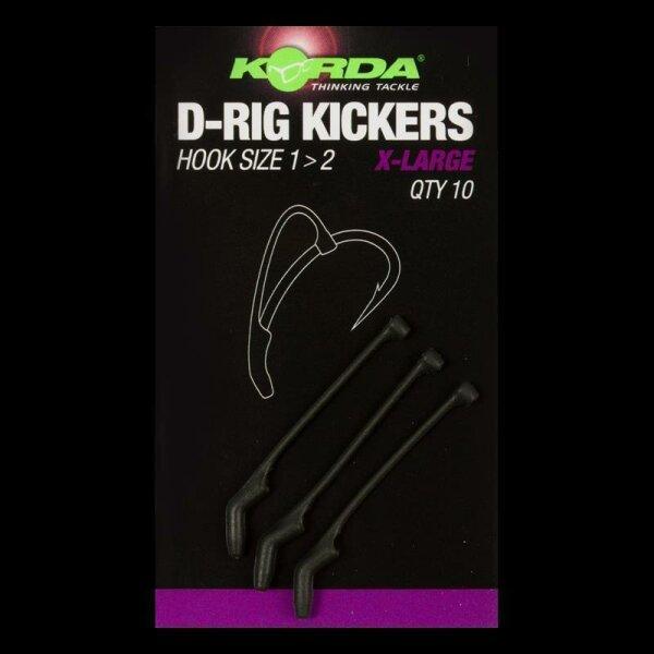 Kickers D Rig Medium Green