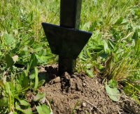 Wallerrutenhalter Rod Rest - Cat Territory - 95cm inkl Catfish Lockstoff